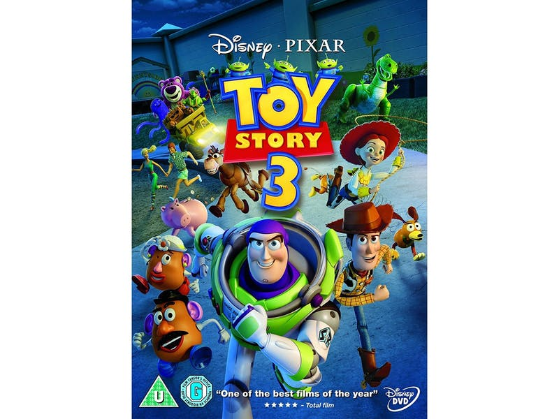 12. Toy Story 3