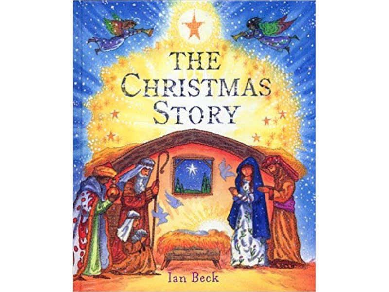 16. The Christmas Story by Ian Beck, £3.31