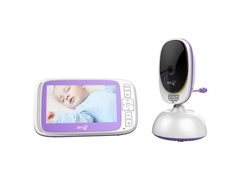 1. BT Video Baby Monitor 6000