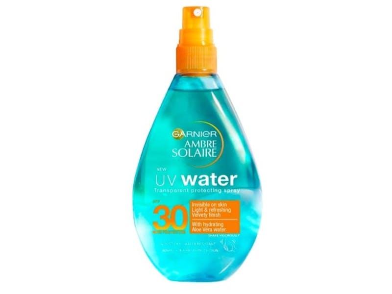 6. Ambre Solaire UV water SPF 30