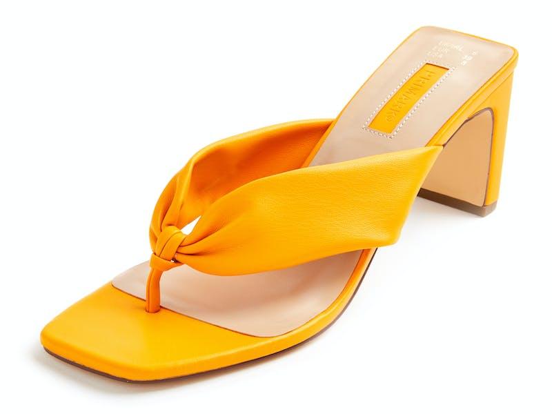 6. Yellow Mules, £12
