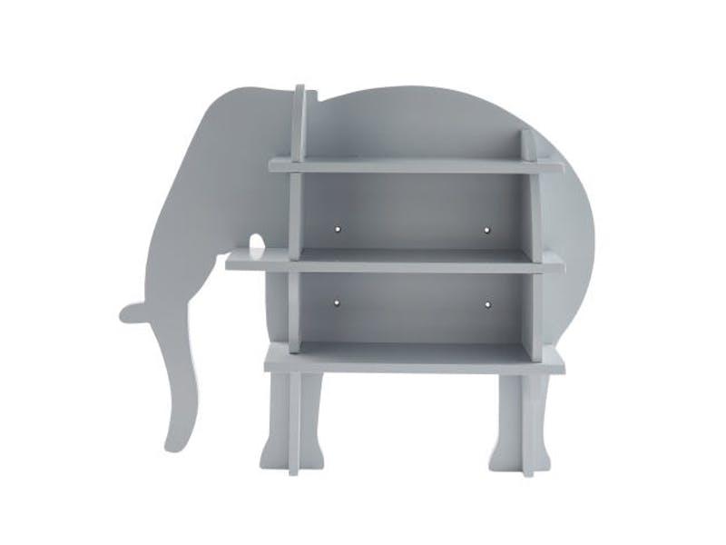 Elephant Shaped Shelf