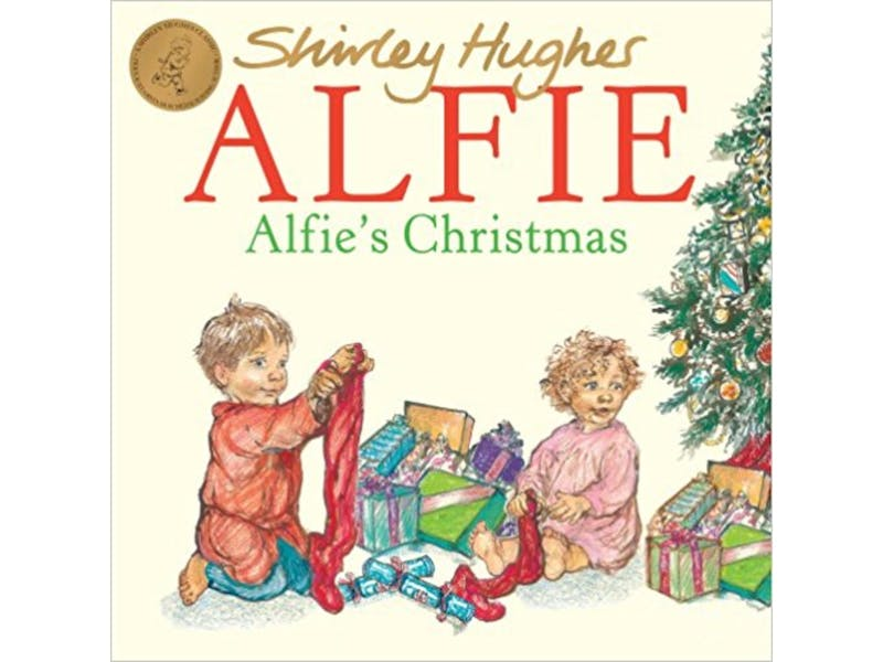 13. Alfie's Christmas by Shirley Hughes, £3.08