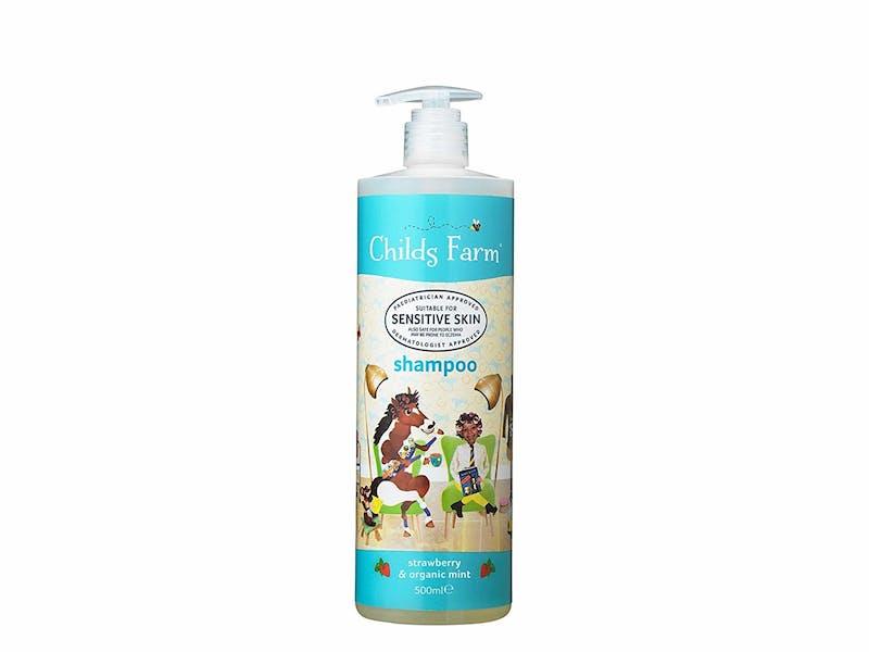 5. Child's Farm Eco Shampoo
