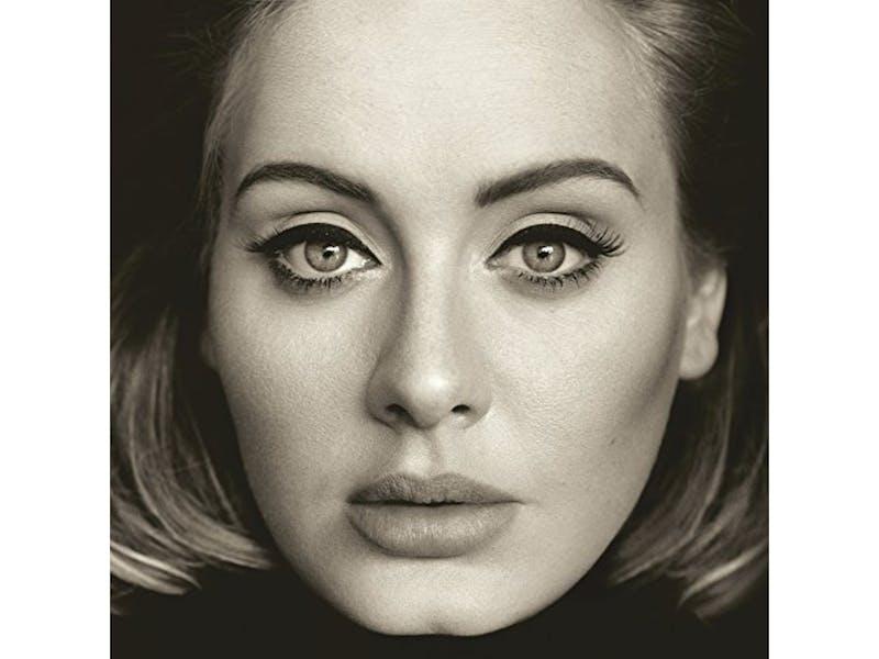 4. Adele – 25