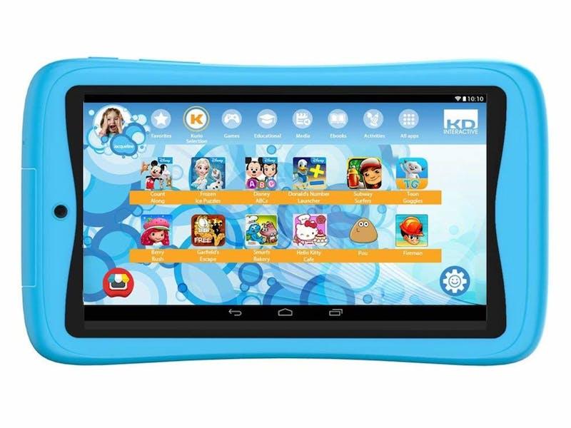 4. Kurio 7-Inch Advance Tablet