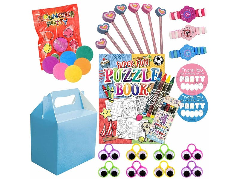 10. Party supply box
