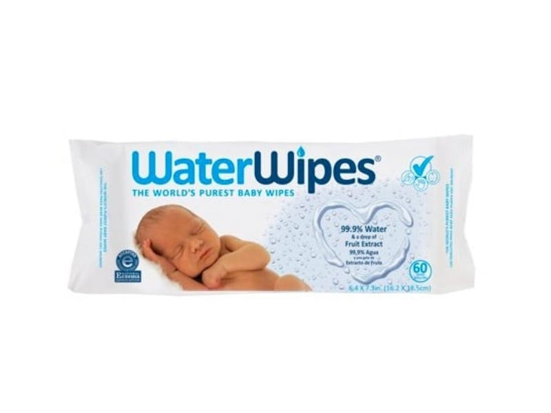2. Water Wipes