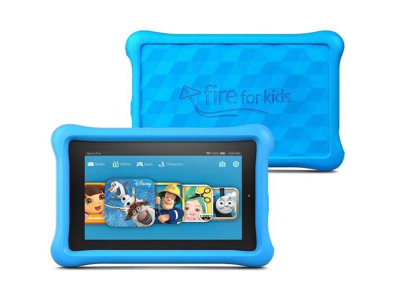 2. Kids' Fire 7 Tablet