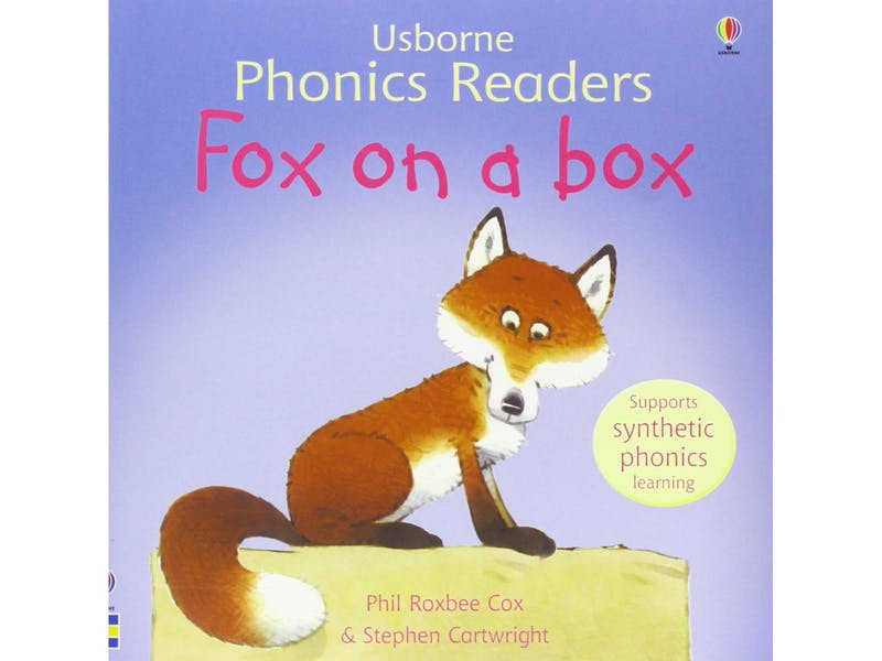 1. Fox on a Box by Phil Roxbee Cox and Stephen Cartwright