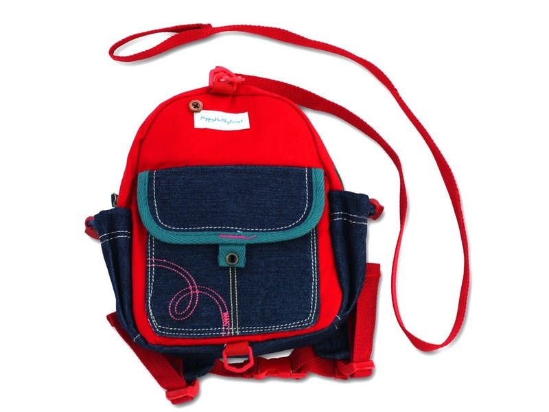 2. Toddler Backpack with Reins