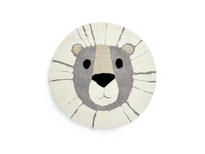 Animal Shaped Round Rug