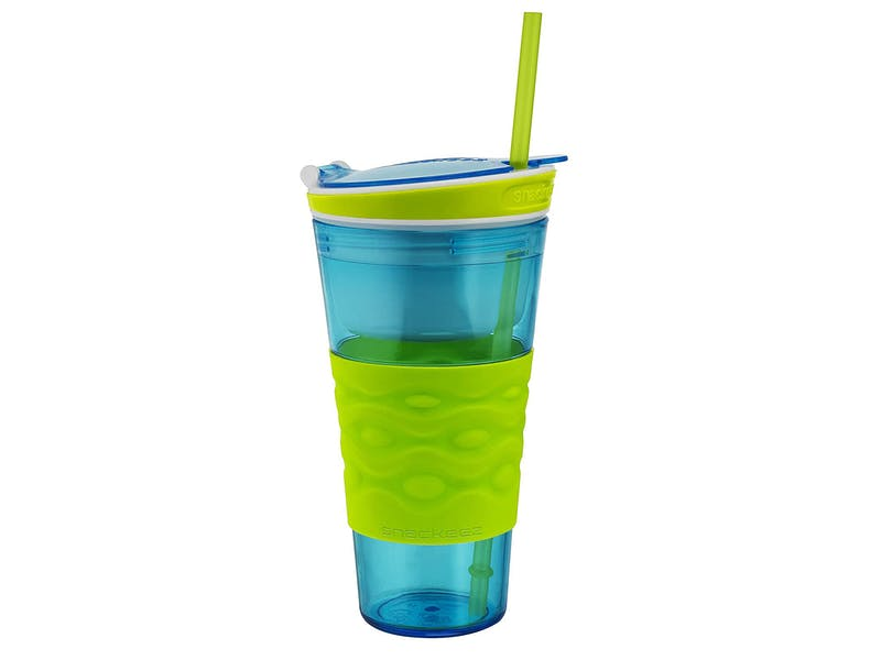 Snackeez Travel Snack & Drink Cup
