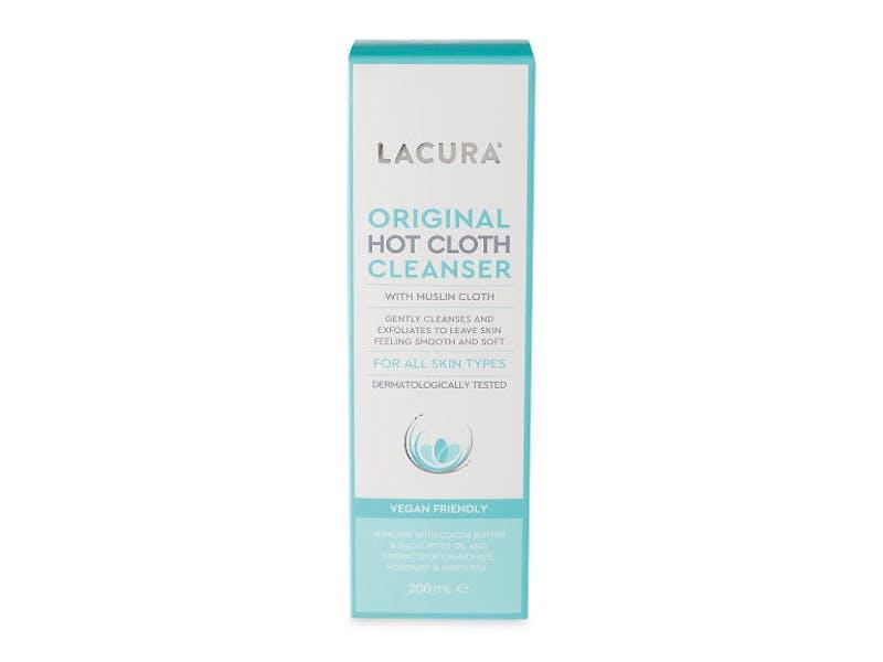 Lacura Original Hot Cloth Cleanser