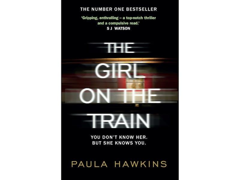 11. The Girl on the Train by Paula Hawkins