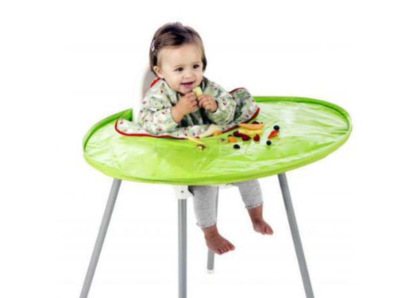 5. All-in-One Bib and Tray Kit
