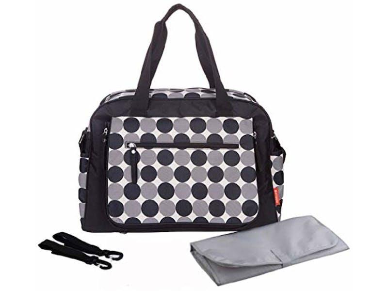 5. New Allis Fashion Tote Changing Bag