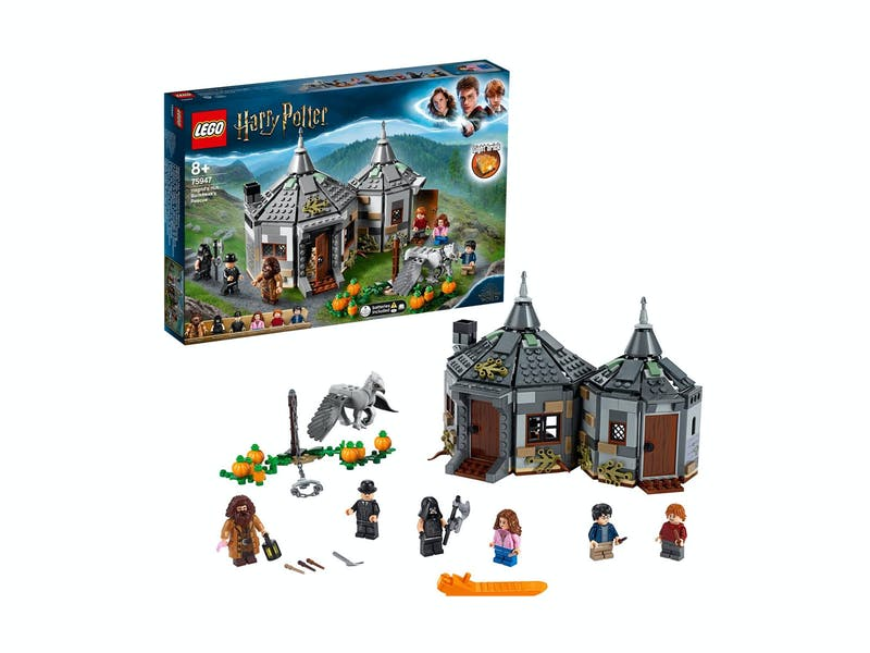 LEGO Hagrid's Cabin: Buck's Rescue