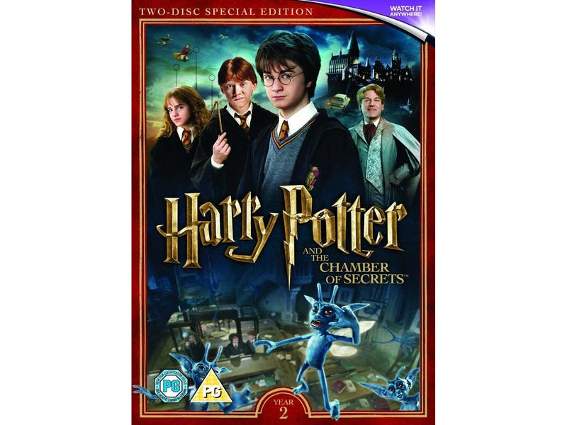 5. Harry Potter and the Chamber of Secrets