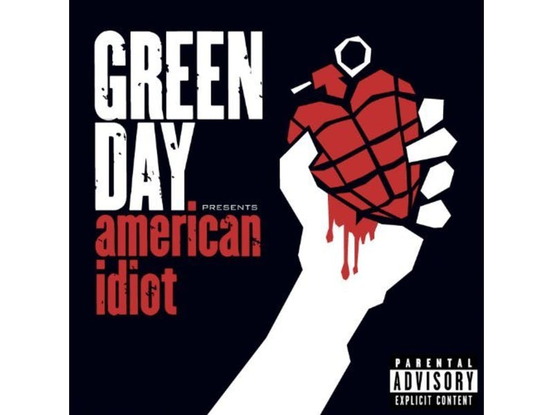 7. Green Day – American Idiot
