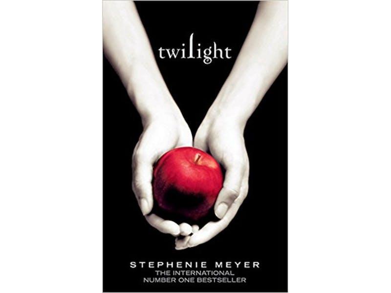 15. Twilight by Stephenie Meyer