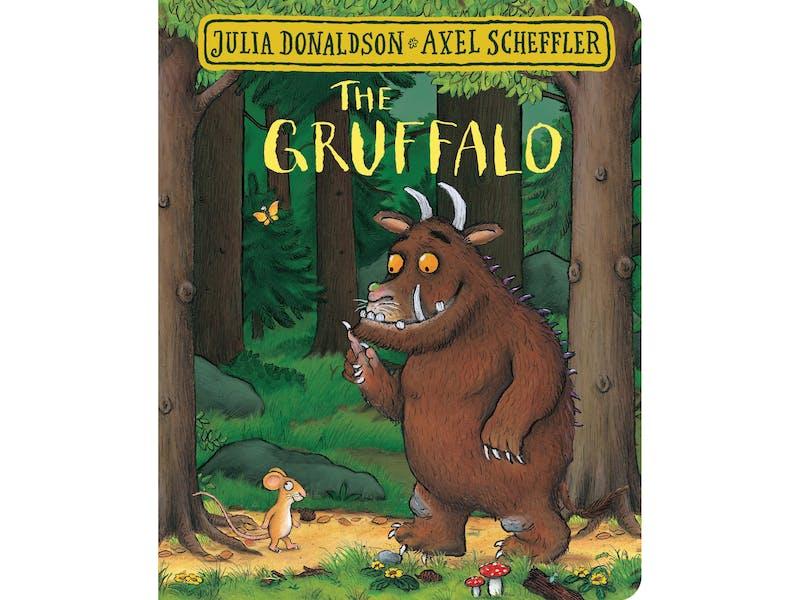 he Gruffalo by Julia Donaldson