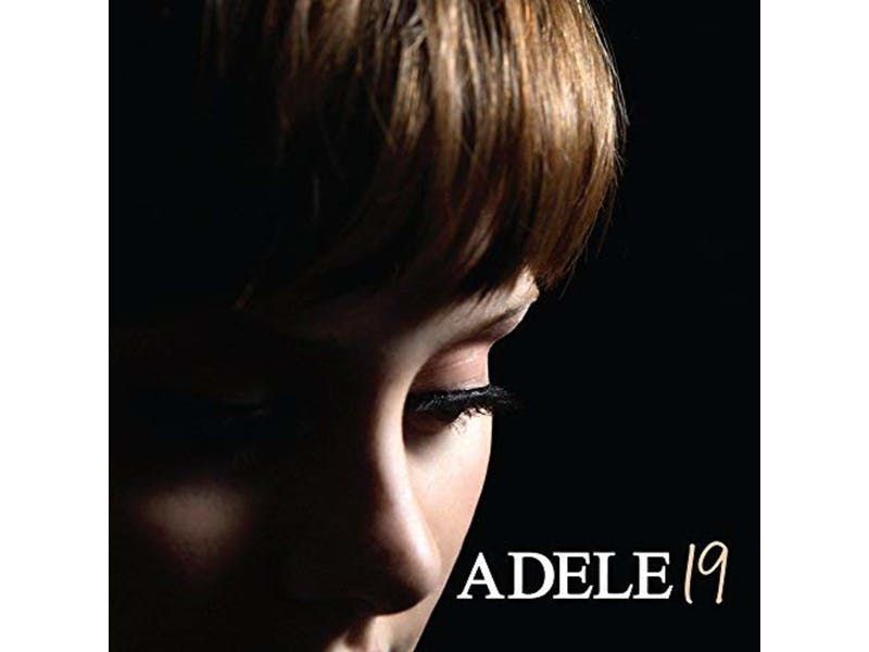 6. Adele – 19