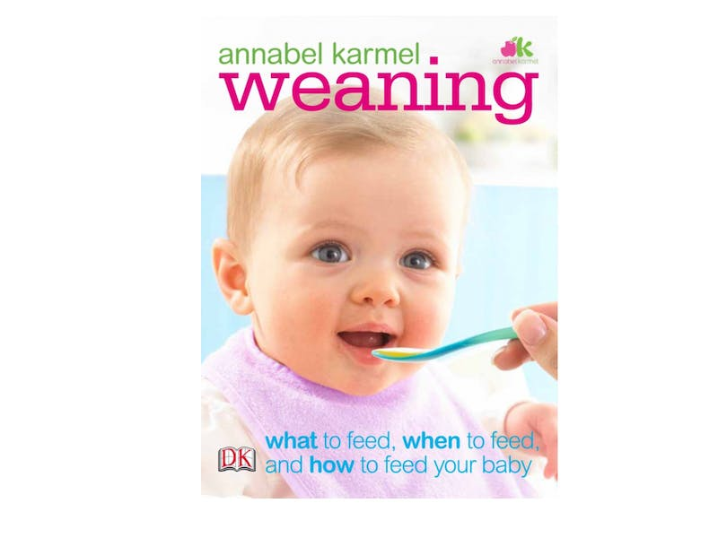 5. Weaning by Annabel Karmel, £6