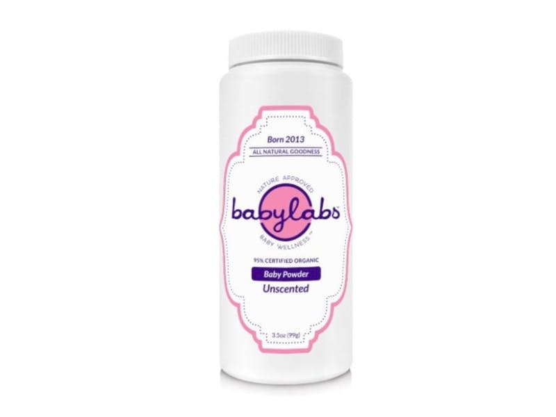 8. Talc-free Baby Powder