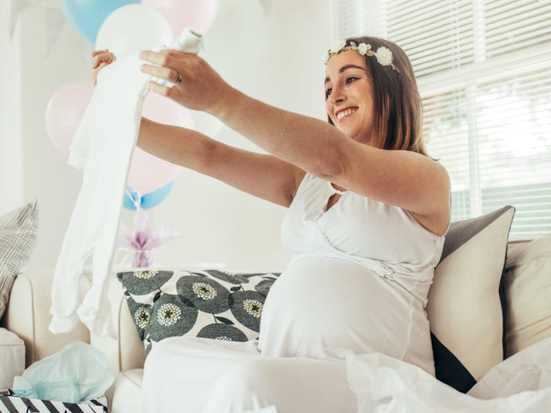 1. When to throw the baby shower