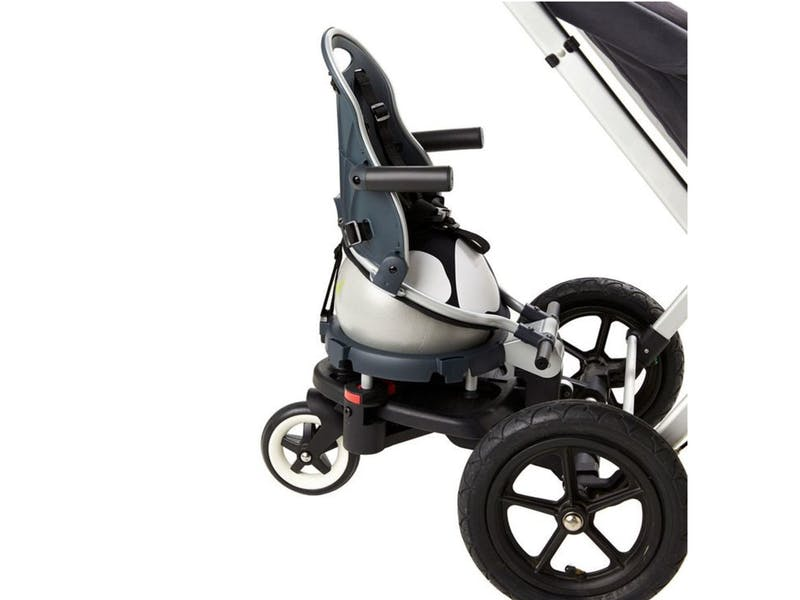 4. BuggyPod Perle board and booster seat
