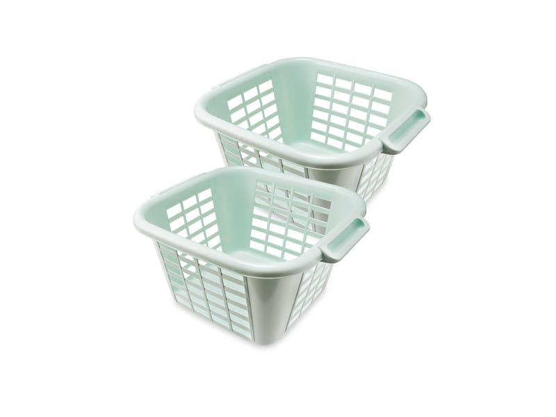 2. Addis Mist Laundry Basket (two-pack), £6.98