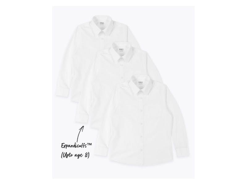 White blouse pack