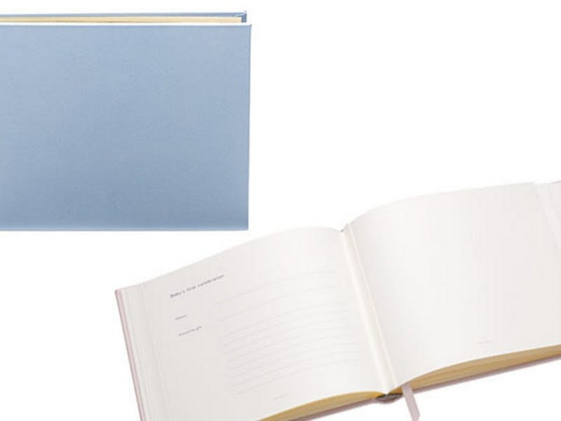 8. Baby Book