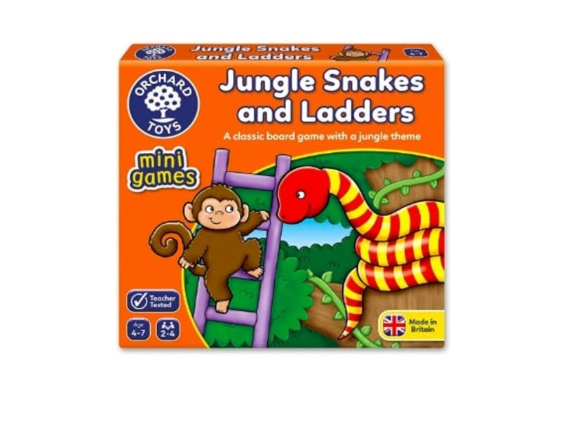 1. Snakes & Ladders
