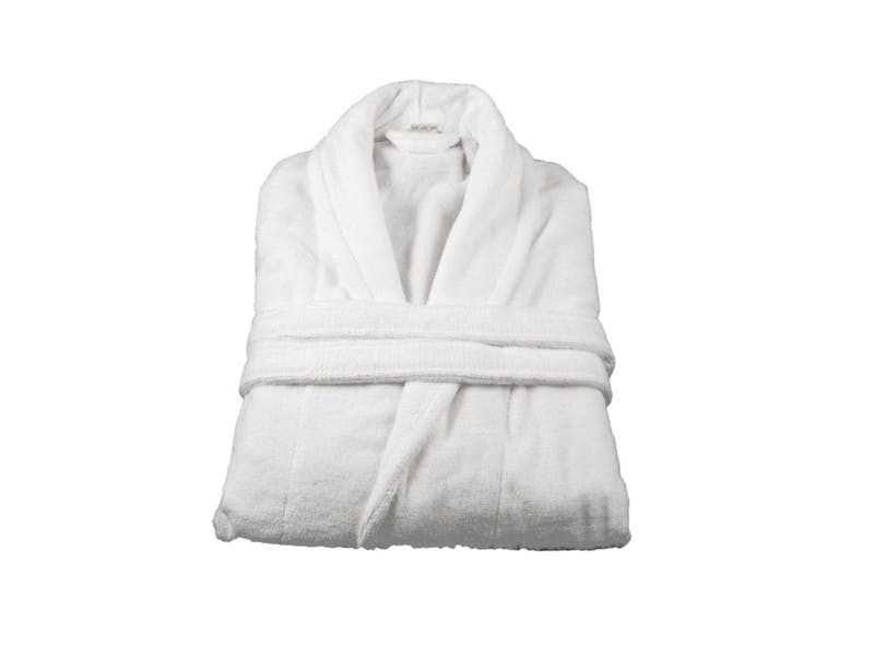 8. Fluffy bath robe