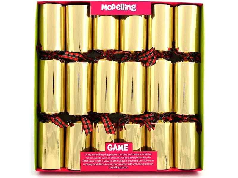 1. Play Dough Christmas Crackers, £15.95