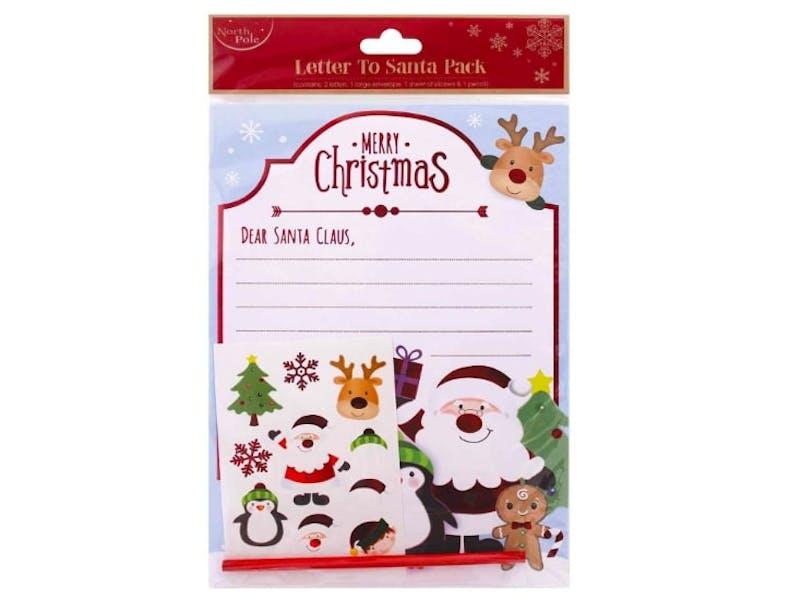 1. Letter to Santa Gift Pack