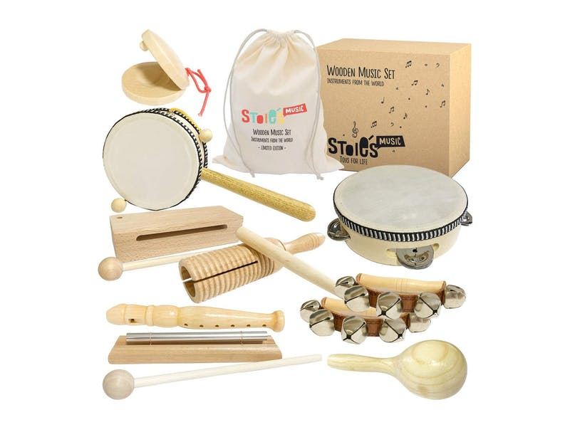 4. Musical Instruments Set