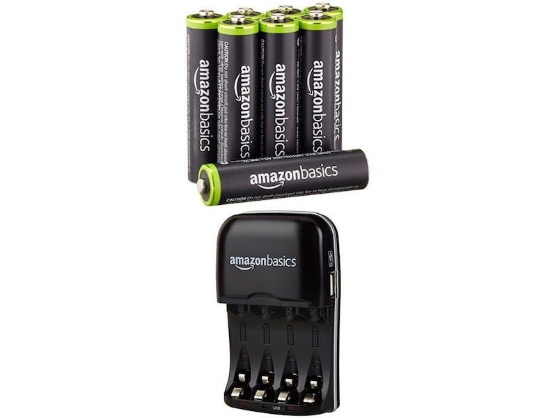 7. Rechargeable Batteries