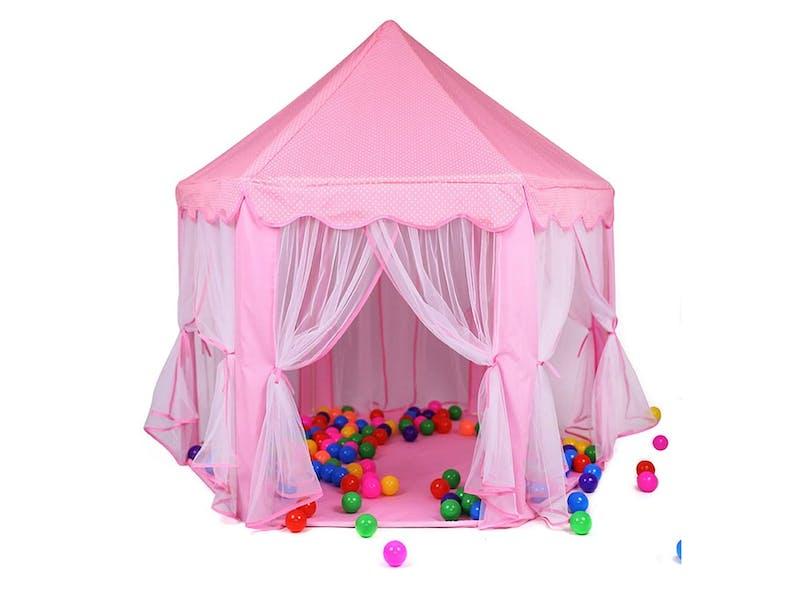 1. Princess Play Tent
