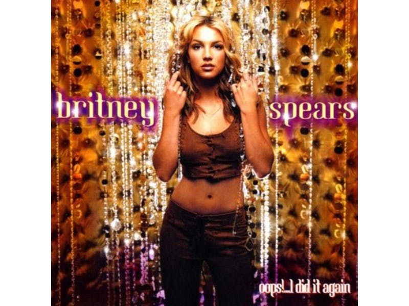 16. Britney Spears - Oops!... I Did It Again