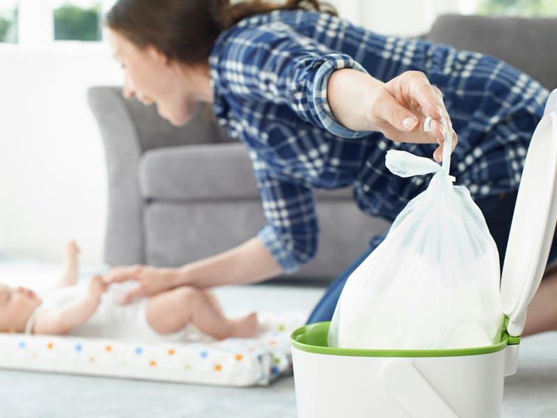 4. Be wary of nappy sacks