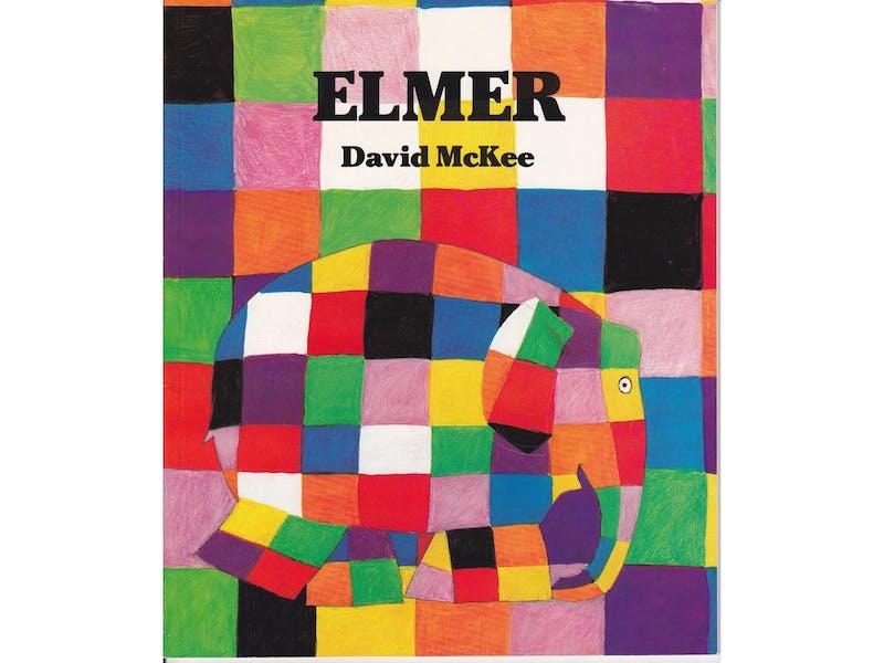 4. Elmer by David McKee