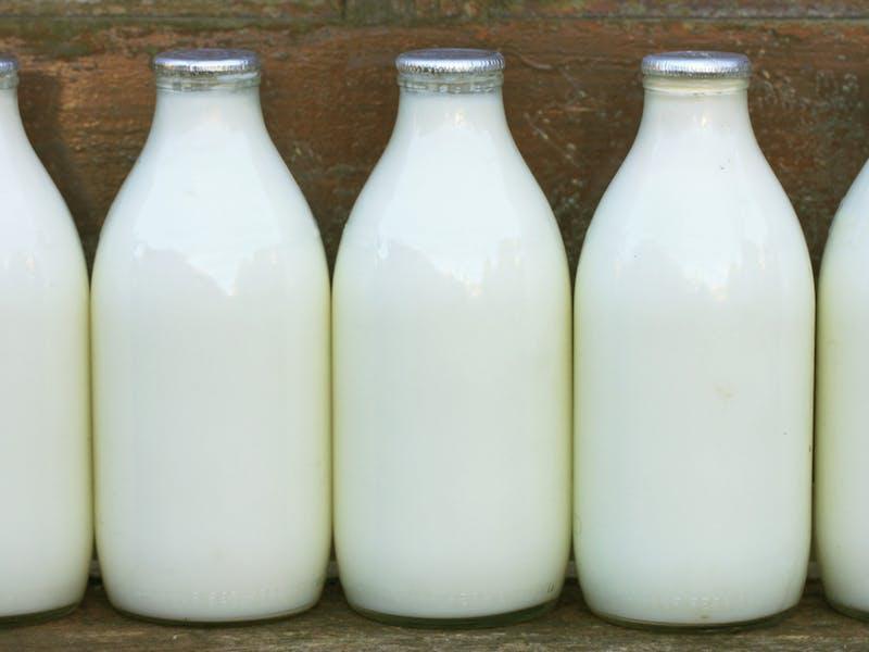 8. Get a milkman