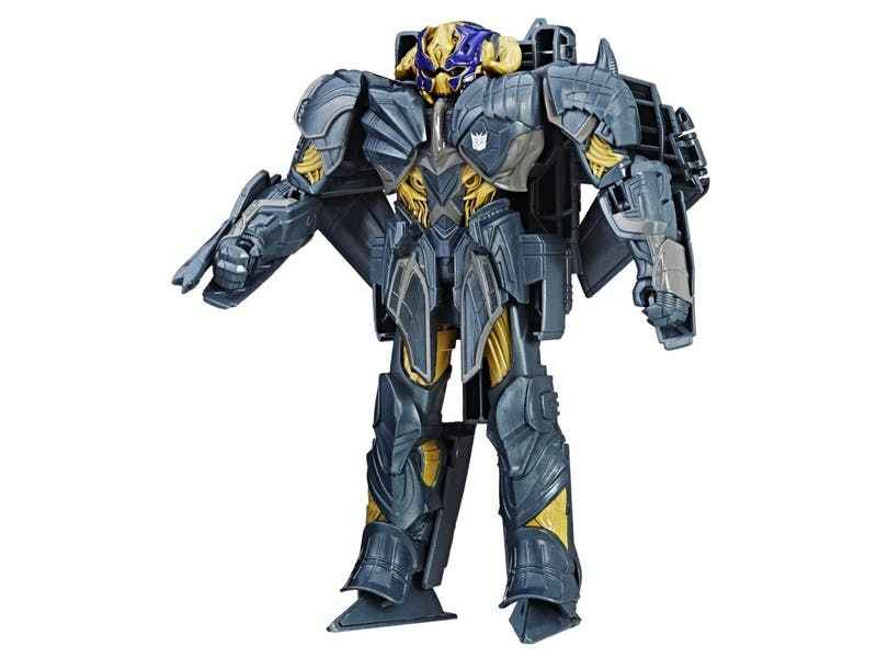 6. Transformers The Last Knight Armour Turbo Changer