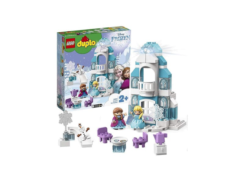 1. LEGO 10899 Duplo Disney Frozen Ice Castle WAS, £44.99 NOW