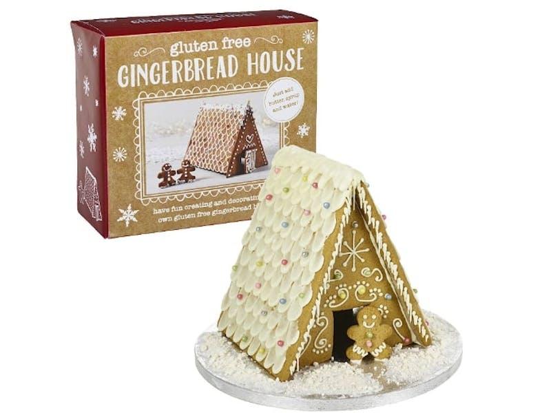 1. Gluten-Free Gingerbread House Kit, £7.99