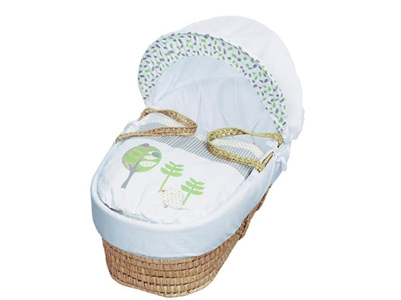 5. Three Little Birds Moses Basket