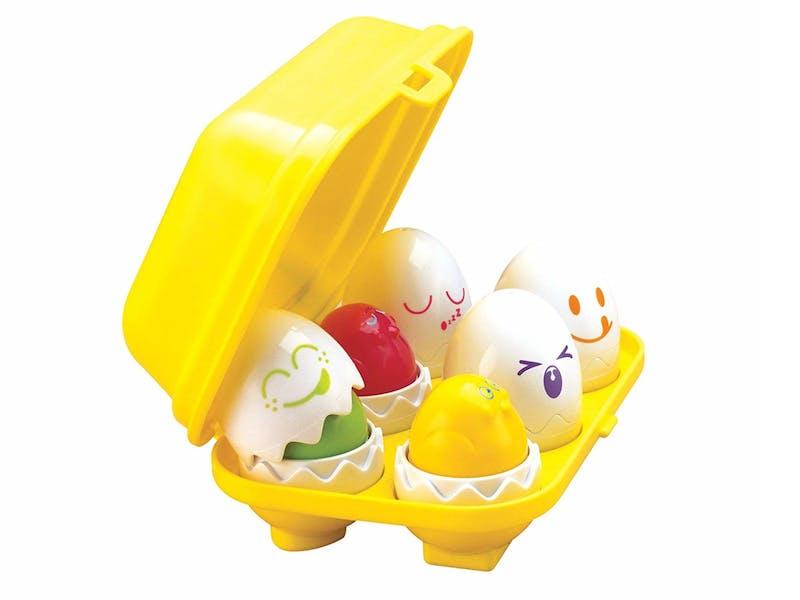 1. Tomy Hide'n'Squeak Eggs